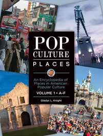 Cover image for Pop Culture Places