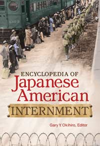 Encyclopedia of Japanese American Internment cover image
