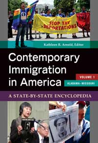Contemporary Immigration in America cover image