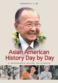 Cover image for Asian American History Day by Day