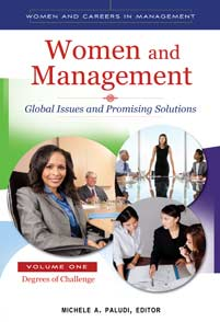 Cover image for Women and Management