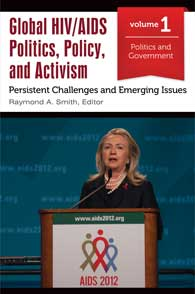 Global HIV/AIDS Politics, Policy, and Activism cover image