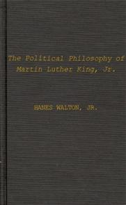 The Political Philosophy of Martin Luther King, Jr. cover image