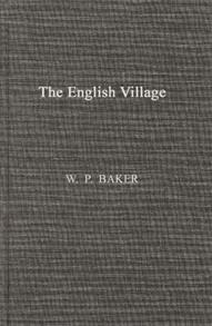 The English Village cover image
