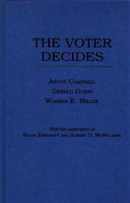 The Voter Decides cover image