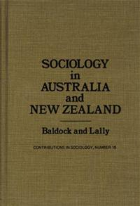 Sociology in Australia and New Zealand cover image