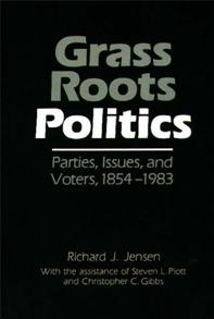 Grass Roots Politics cover image