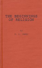 The Beginnings of Religion cover image