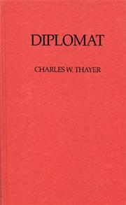 Diplomat cover image