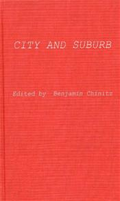 City and Suburb cover image