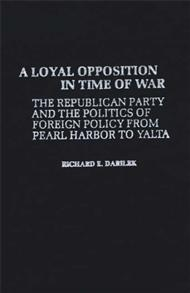 A Loyal Opposition in Time of War cover image