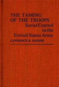 The Taming of the Troops cover image