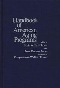Handbook of American Aging Programs cover image