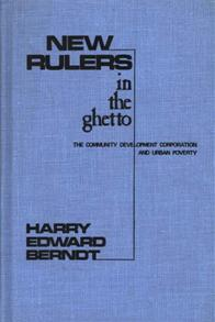 New Rulers in the Ghetto cover image