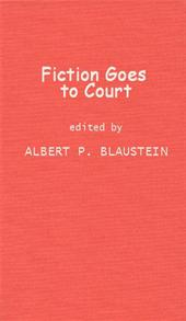 Fiction Goes to Court cover image