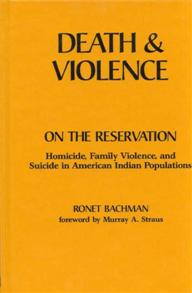 Death and Violence on the Reservation cover image