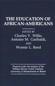 The Education of African-Americans cover image
