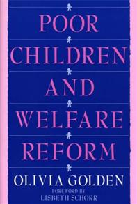 Poor Children and Welfare Reform cover image