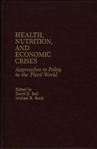 Health, Nutrition, and Economic Crises cover image