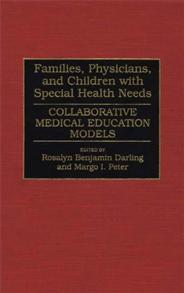Families, Physicians, and Children with Special Health Needs cover image