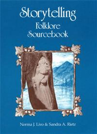 Storytelling Folklore Sourcebook cover image