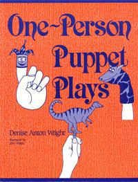 One-Person Puppet Plays cover image