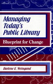 Managing Today's Public Library cover image
