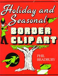 Holiday and Seasonal Border Clip Art cover image