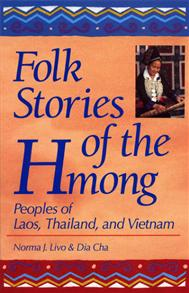 Folk Stories of the Hmong cover image