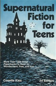 Supernatural Fiction for Teens cover image