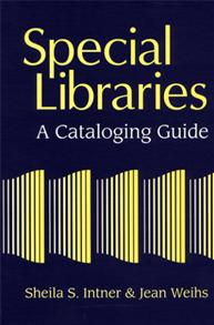 Special Libraries cover image