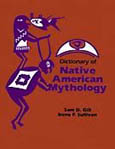 Dictionary of Native American Mythology cover image
