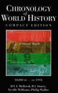 Chronology of World History cover image