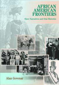 African American Frontiers cover image