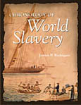 Cover image for Chronology of World Slavery