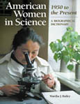 American Women in Science: 1950 to the Present cover image