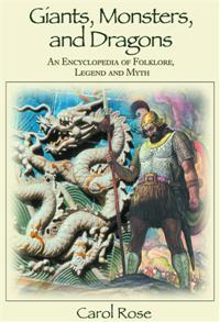 Giants, Monsters, and Dragons cover image