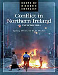 Conflict in Northern Ireland cover image