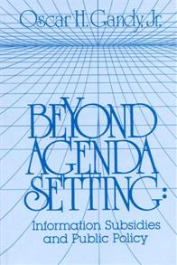 Cover image for Beyond Agenda Setting