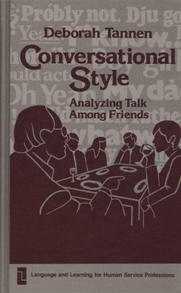 Conversational Style cover image
