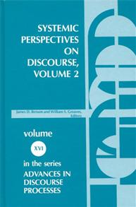 Systemic Perspectives on Discourse, Volume 2 cover image