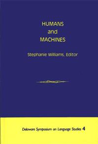 Humans and Machines cover image