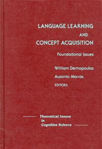 Language Learning and Concept Acquisition cover image