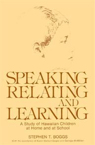 Speaking, Relating, and Learning cover image