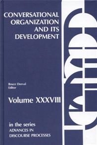 Conversational Organization and Its Development cover image