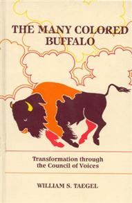 The Many Colored Buffalo cover image
