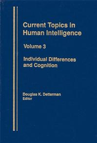 Individual Differences and Cognition cover image