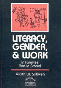 Literacy, Gender, and Work cover image