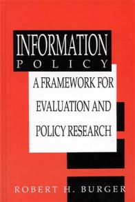 Information Policy cover image