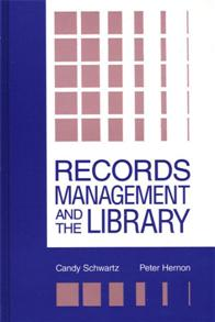 Records Management and the Library cover image
